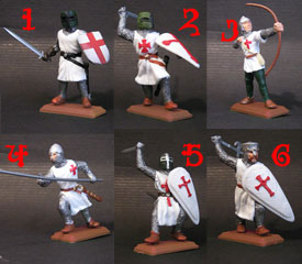 French Knights set