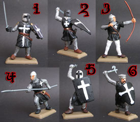 Hospitallers Knights set