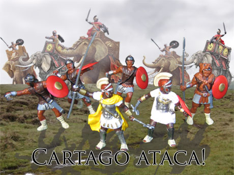 Carthage Attacks!