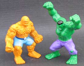 Hulk Vs. The Thing