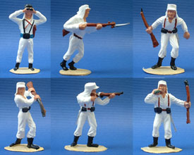 French Foreign Legion Set